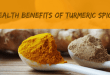 Health benefits of Turmeric Spice