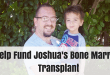 Help fund Joshua's bone marrow transplant
