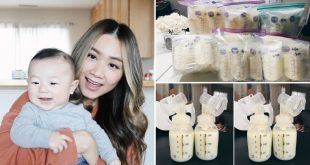 How I pump 1200 ml breastmilk a day
