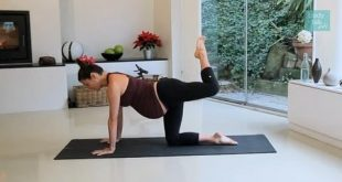 Pregnancy yoga episode 4