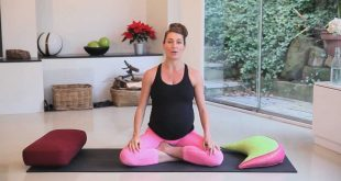Pregnancy yoga episode 5