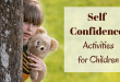 Self confidence activities for children