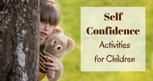 Self confidence activities for children