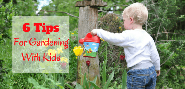 Tips for gardening with kids kaboutjie for Gardening tips for kids