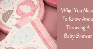 What you need to know about throwing a baby shower