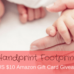 Baby Handprint Footprint Ideas