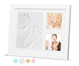 Baby Handprint Footprint Ideas Kits