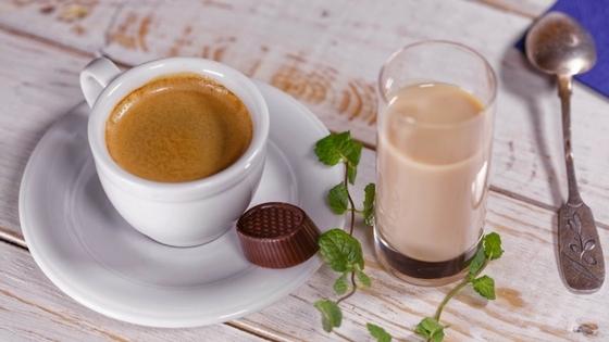 Benefits morning coffee