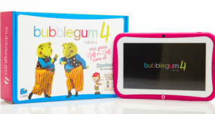 Bubblegum Tablets for kids