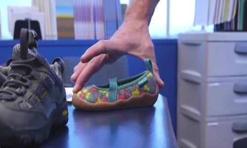 Flexible Sole Kids Shoes
