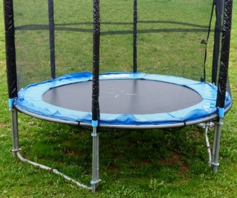Great first birthday gift ideas trampoline