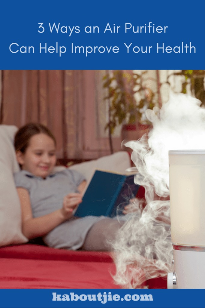 3 Ways An Air Purifier Benefits Your Health