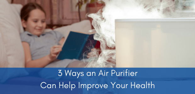 Health Benefits Air Purifiers