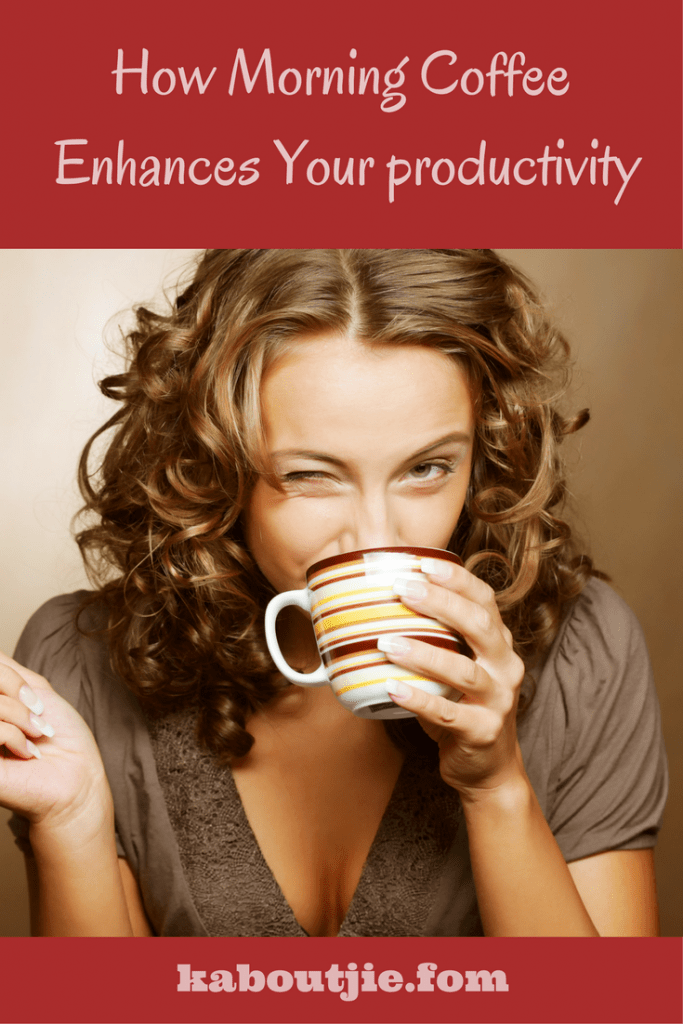 How Morning Coffee Enhances Your Productivity