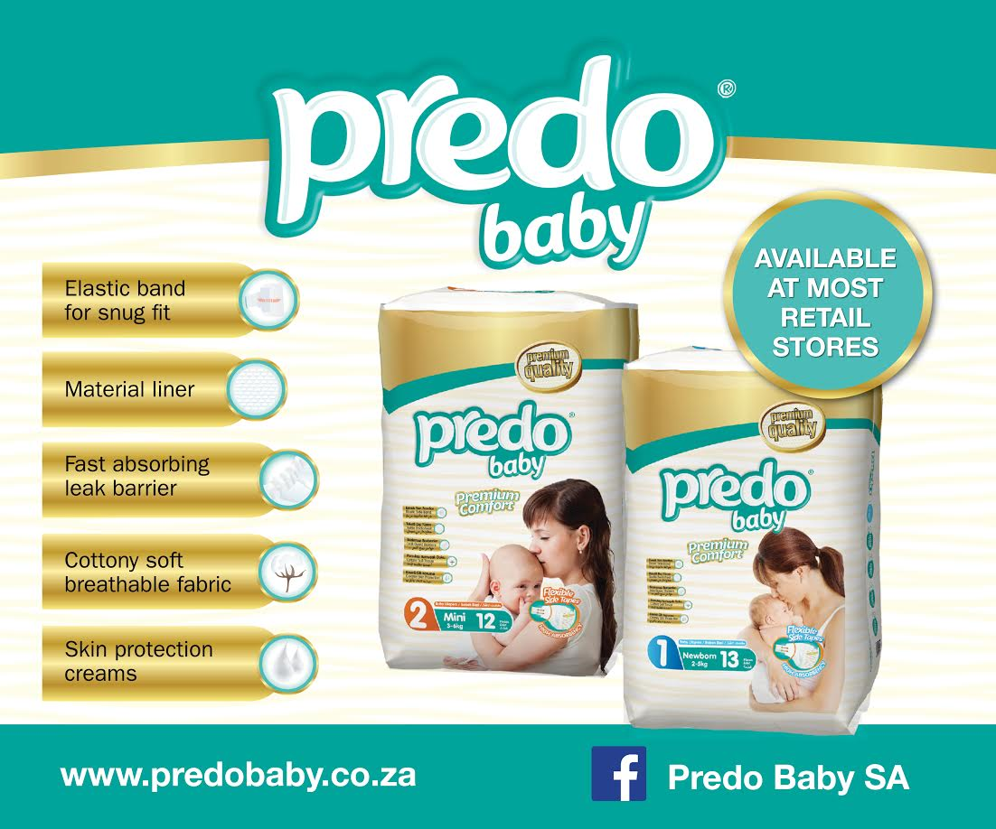 Predo Baby Diaper Features