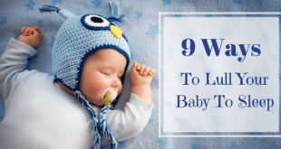 Ways to lull your baby to sleep