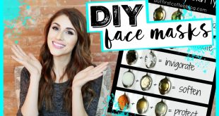 5 DIY Face Masks