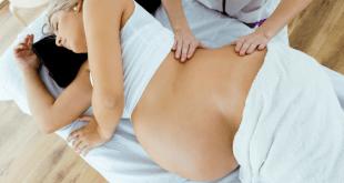 Benefits of pregnancy massage