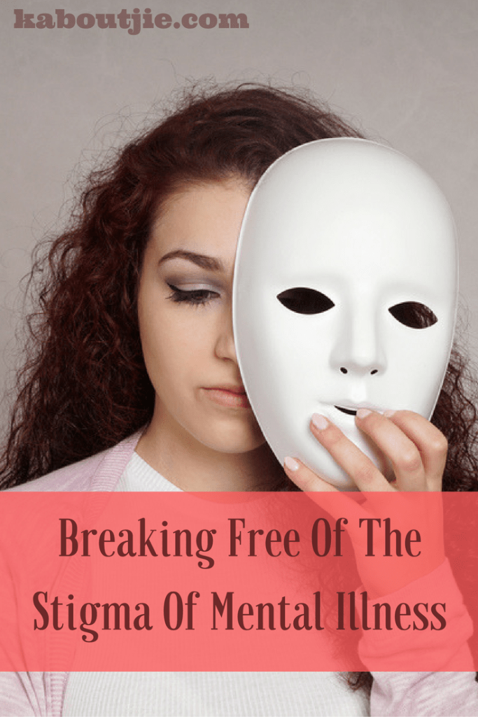 Breaking Free Of The Stigma Of Mental Illness