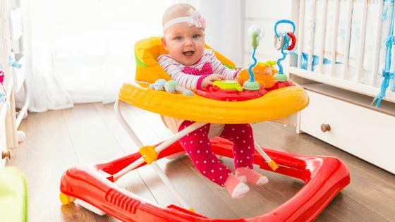 Choose best baby walker