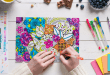 Why Coloring Pages Are Great For Stress Relief