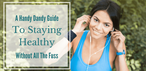Guide to stay healthy