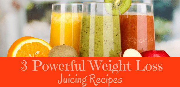 Powerful Weight Loss Juicing Recipes