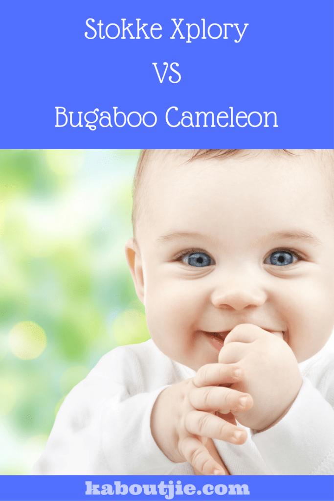 Stokke Xplory VS Bugaboo Cameleon