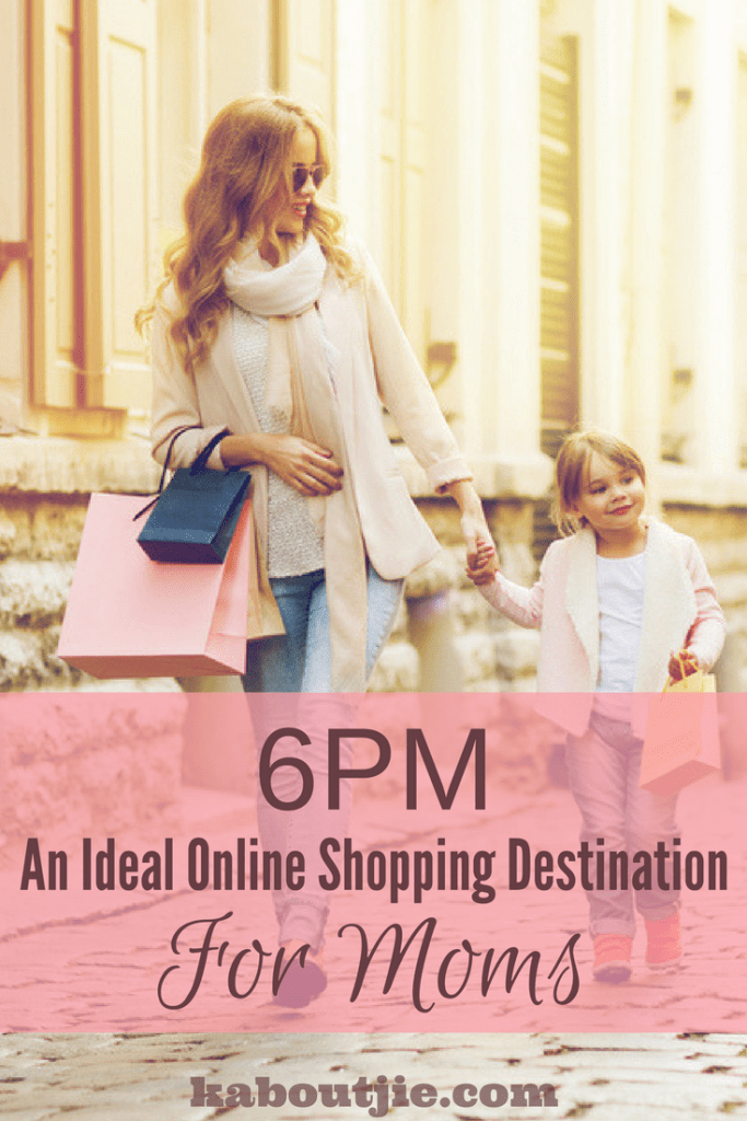 6pm an ideal online shopping destination for moms