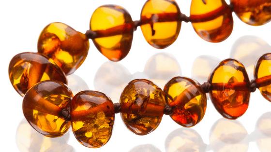 Authentic amber