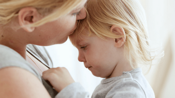 Be consistent with your toddler