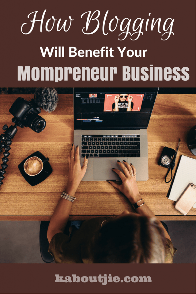 Benefits blogging business