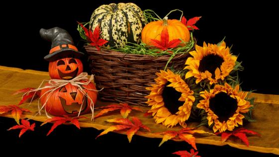 Halloween Autumn London