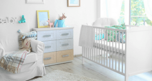 Planning a baby room on a budget