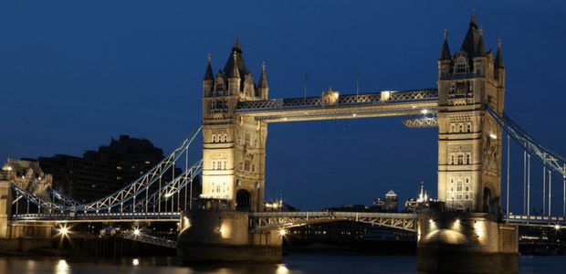 Top London Attractions Autumn