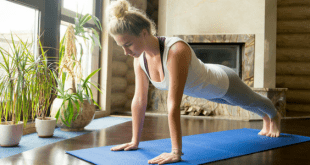 Yoga postures to strengthen your core