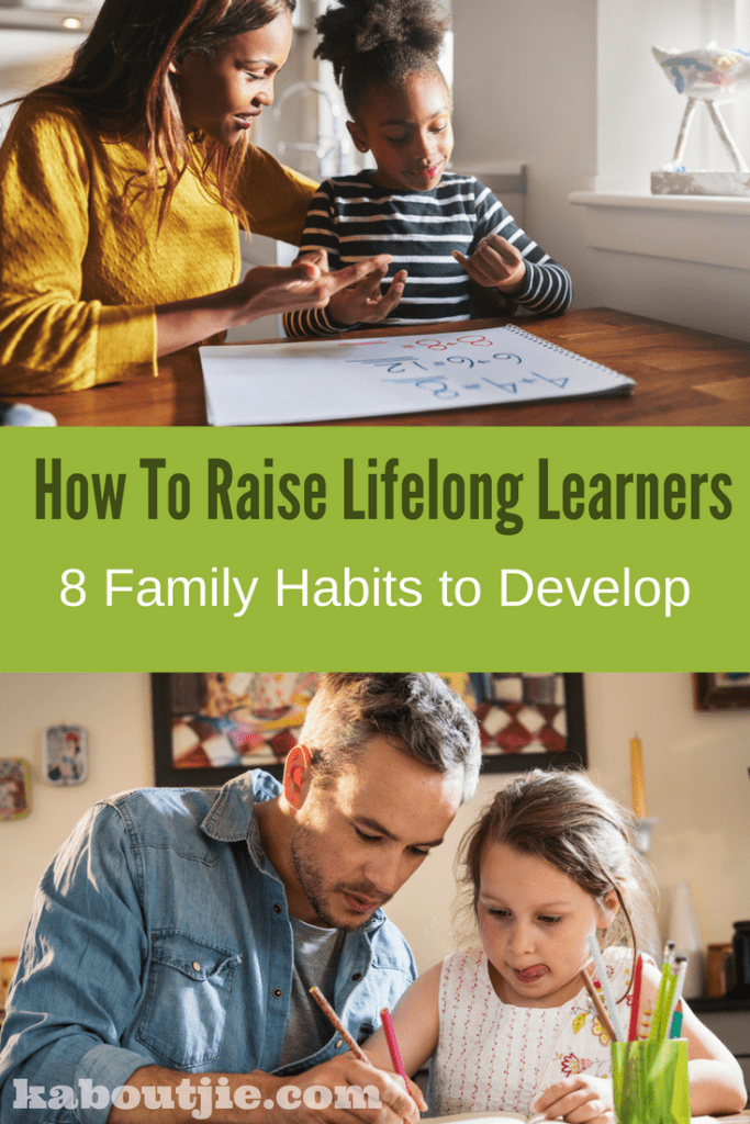 How to raise lifelong learners