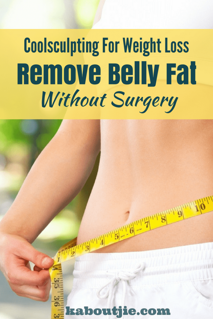 Remove belly fat without surgery