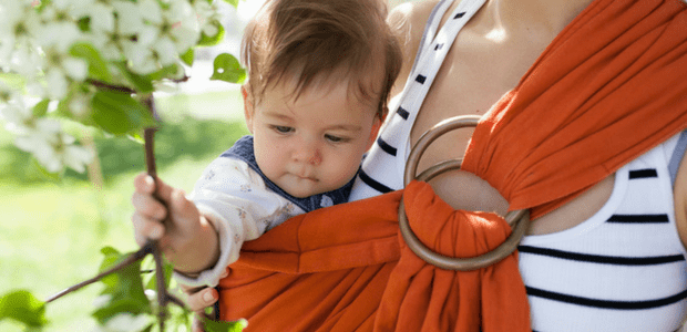 5 Top Tips for Babywearing Like A Pro