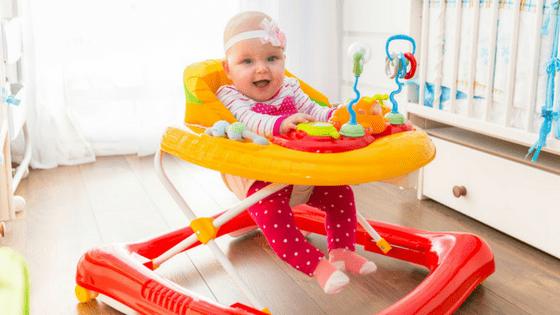 Baby Walker for fine motor skills