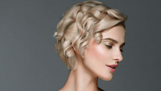 Short Cascade Hairstyle