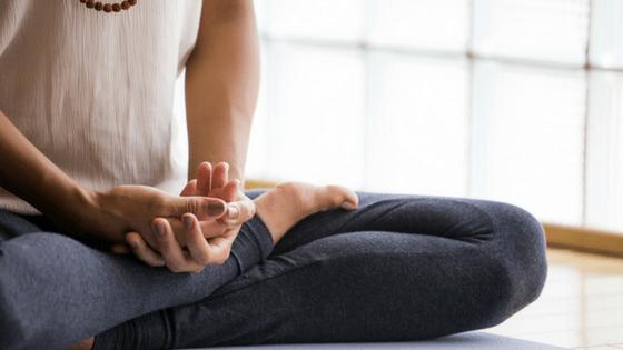 unwinding meditation