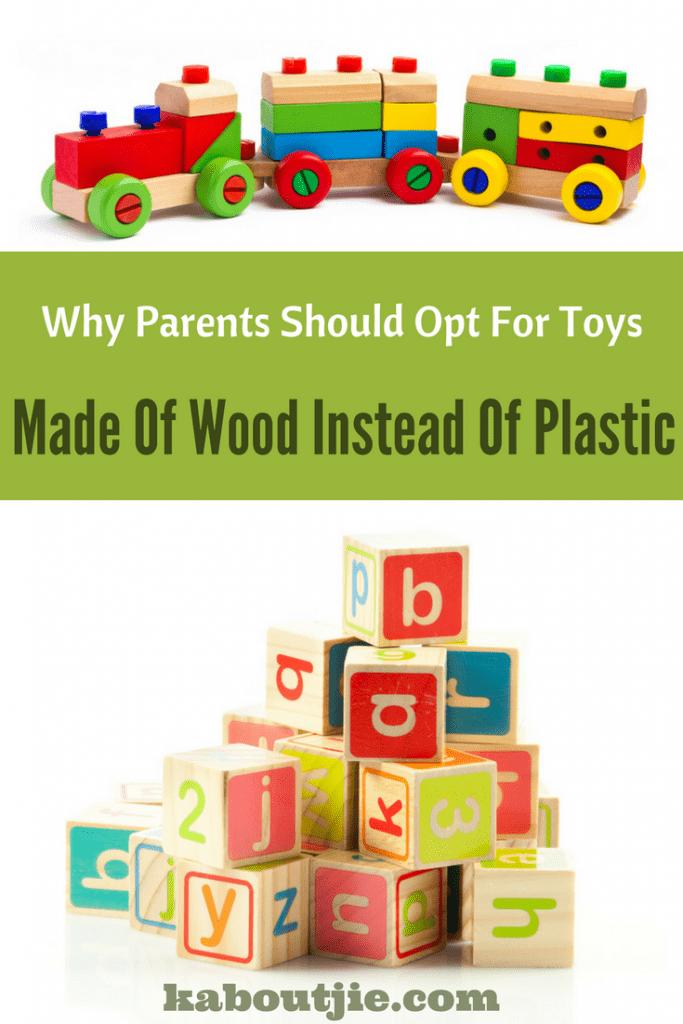 Wooden toys vs plastic toys