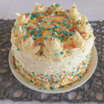 3 Layer Vanilla Cake Recipe