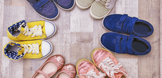 10 Helpful Shoe Hacks for Busy Moms
