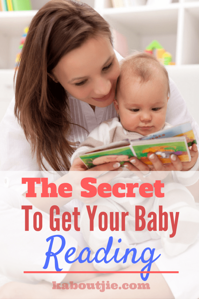 The secret to get your baby reading