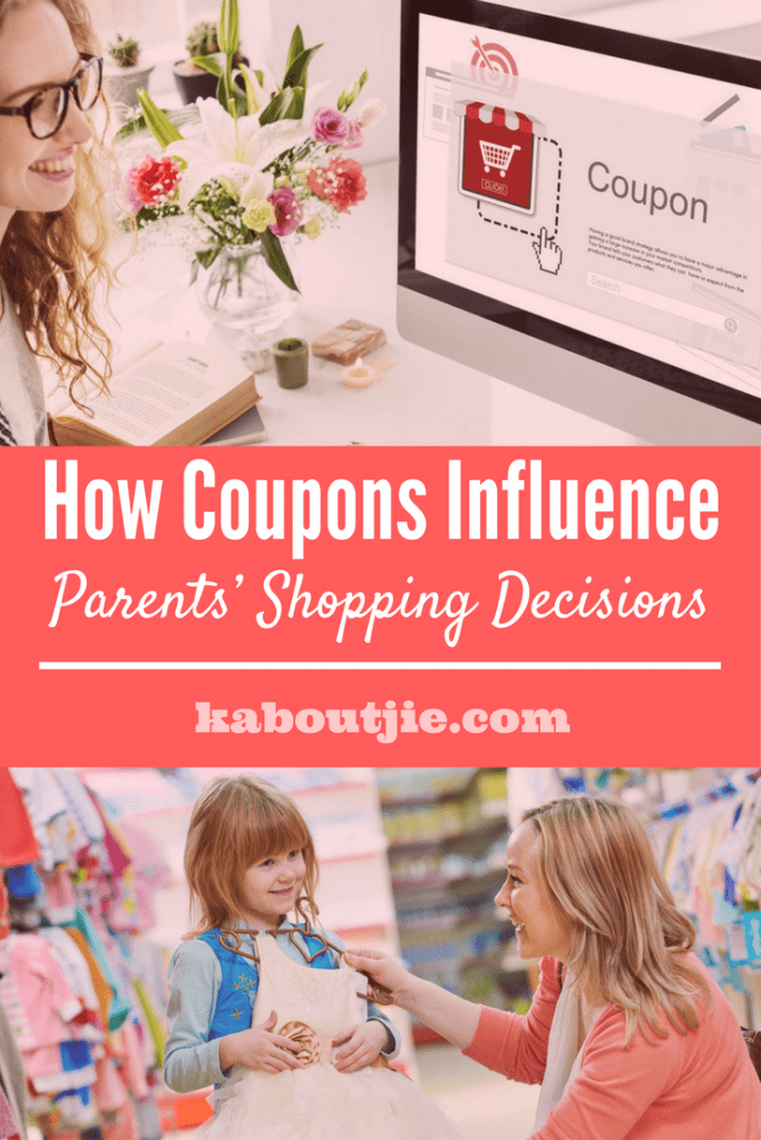 How Coupons Influence Parents Shopping Decisions