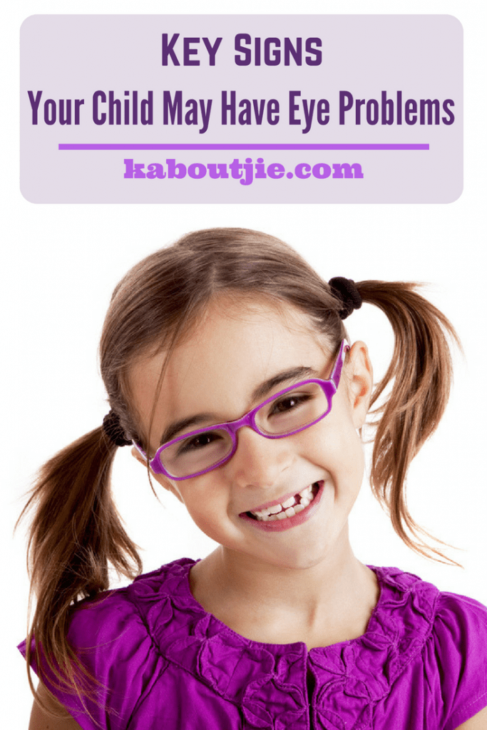 Key Signs Your Child May Have Eye Problems