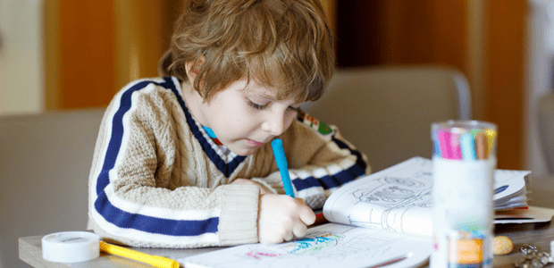10 Reasons Why Coloring Pages Are Vital For Your Childs Healthy