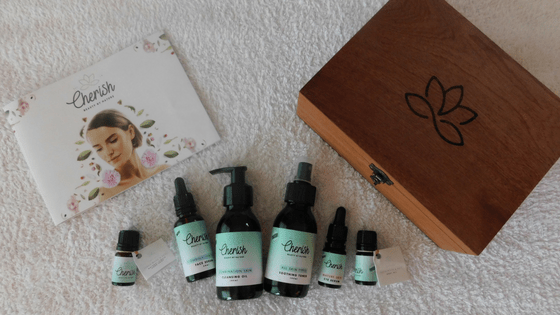 Cherish Beauty By Nature Review – Luxurious Essential Oils Skin Care PLUS Giveaway!